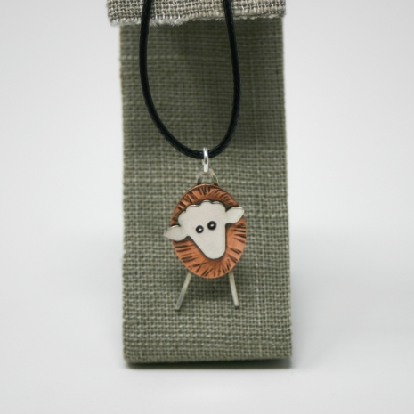 Mixed Metal Sheep