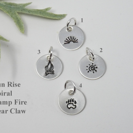 Camping Hiking Charms