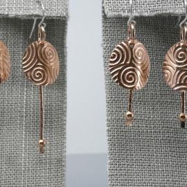 Roller Mill Earrings