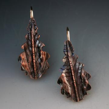 Fold Form Leaves